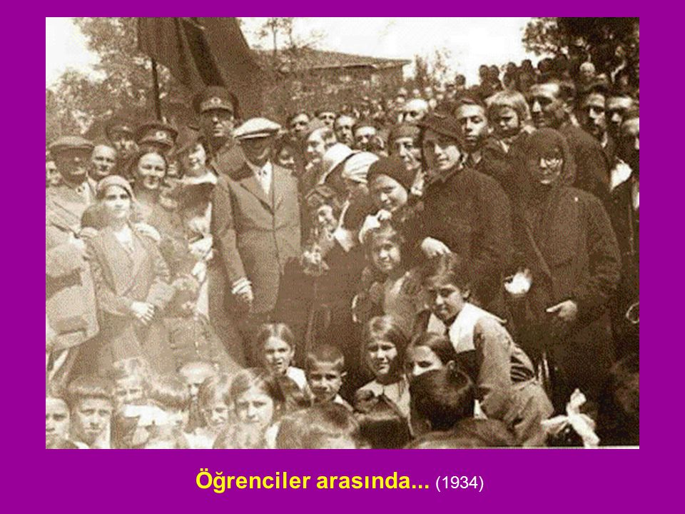Öğrenciler arasında... (1934)