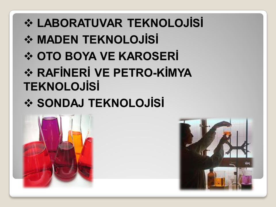 LABORATUVAR TEKNOLOJİSİ