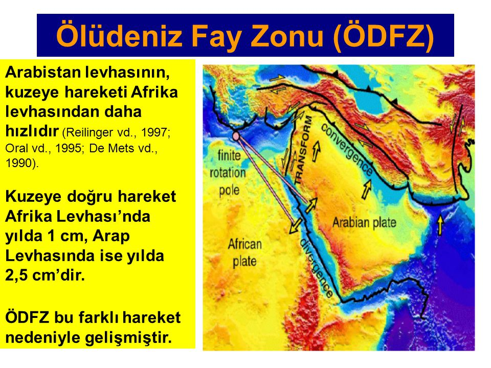 Ölüdeniz Fay Zonu (ÖDFZ)
