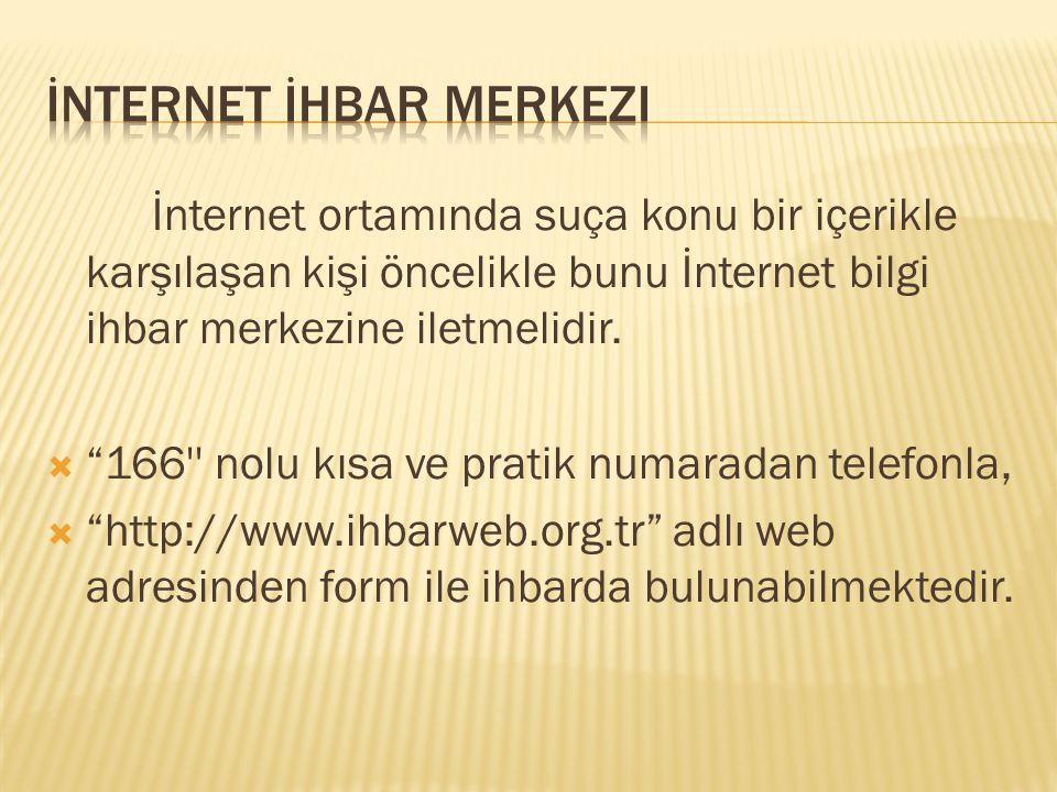 İnternet İhbar Merkezi
