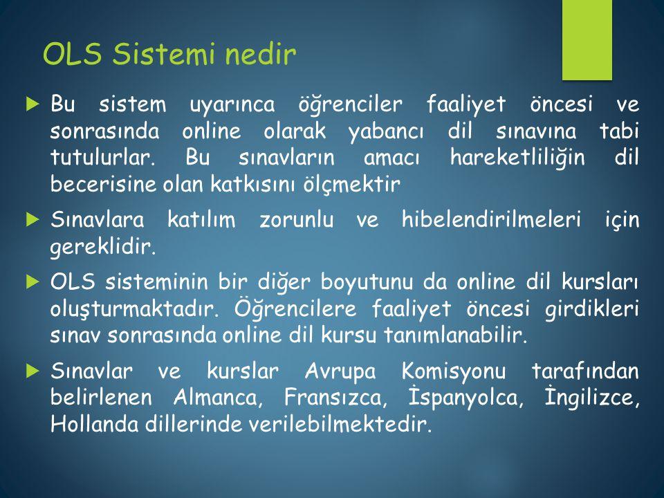 OLS Sistemi nedir