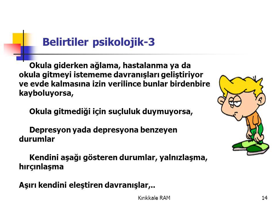 Belirtiler psikolojik-3