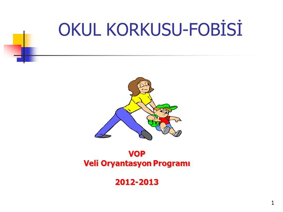 Veli Oryantasyon Programı