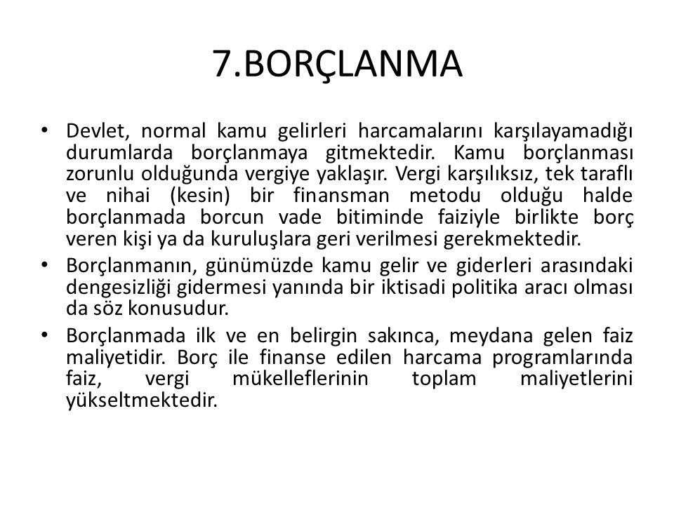 7.BORÇLANMA