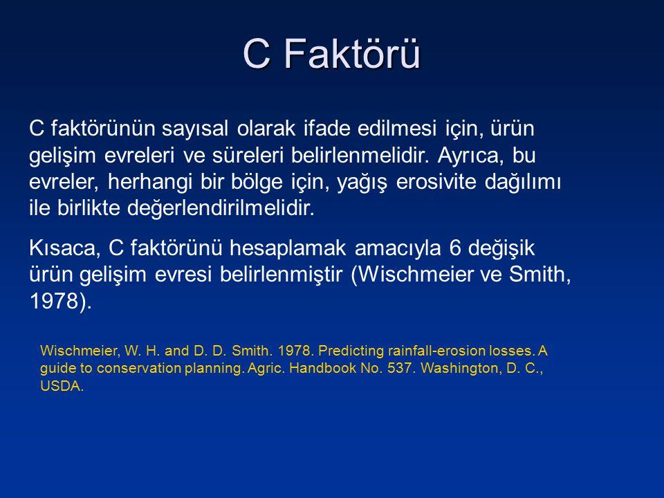 C Faktörü