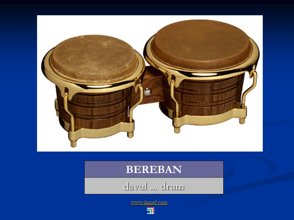 BEREBAN davul ... drum www.danef.com