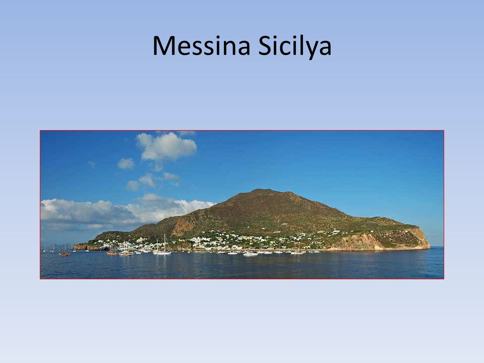 Messina Sicilya