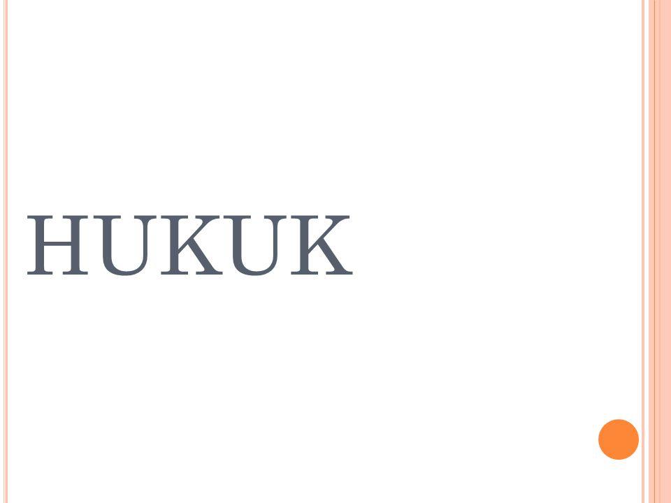 HUKUK