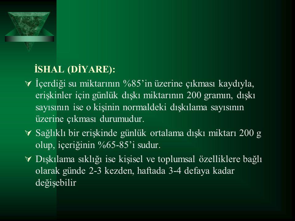 İSHAL (DİYARE):