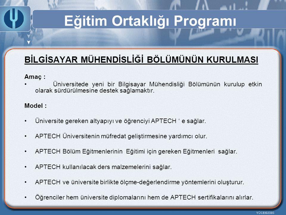 Eğitim Ortaklığı Programı