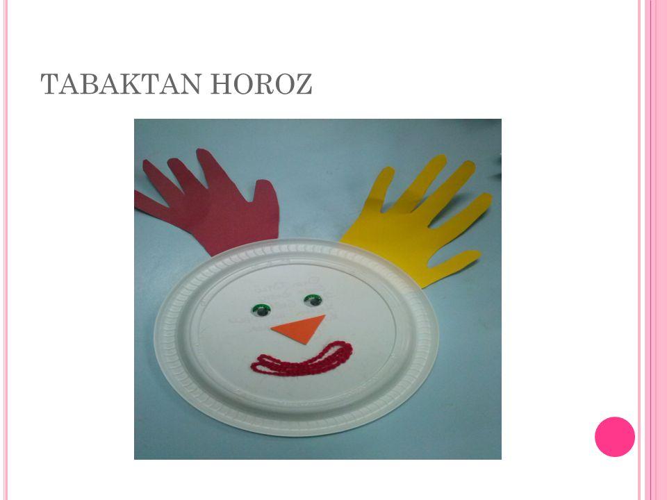 TABAKTAN HOROZ