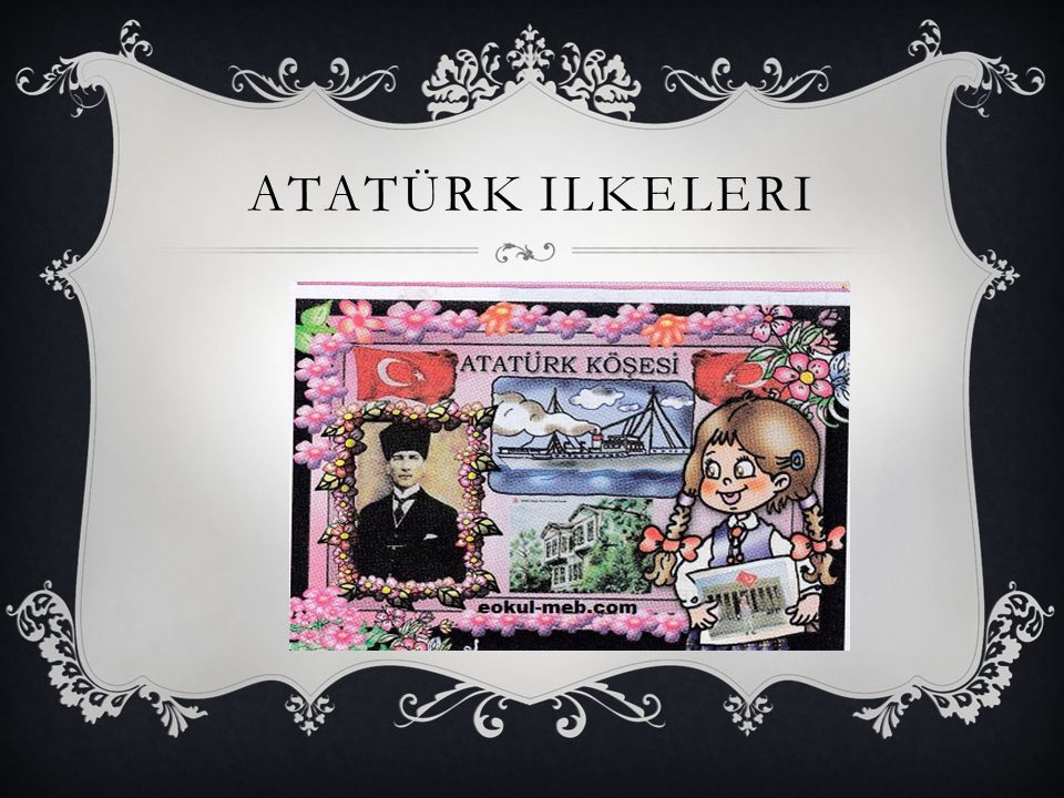 Atatürk ilkeleri