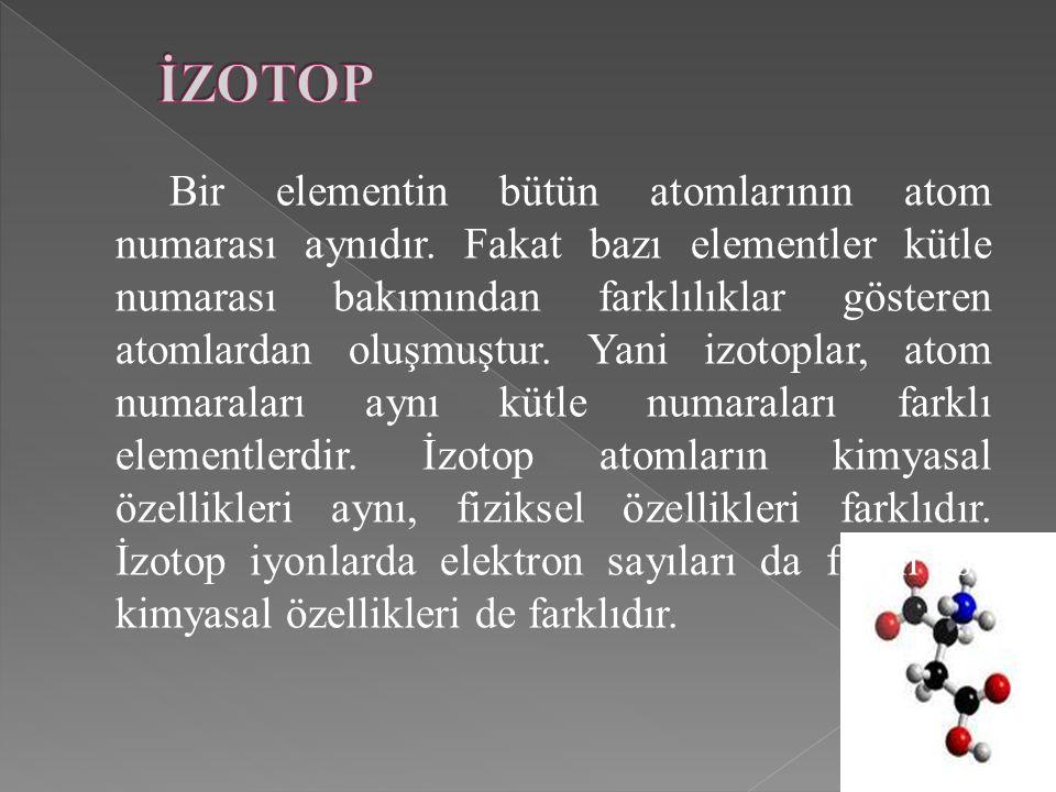 İZOTOP