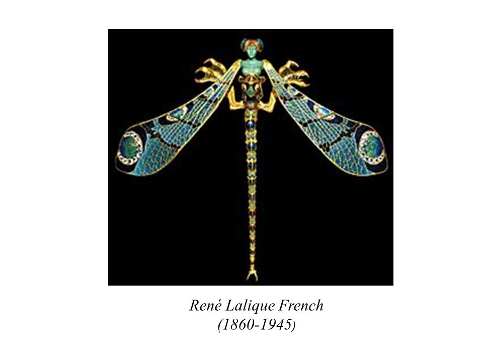 René Lalique French (1860-1945)