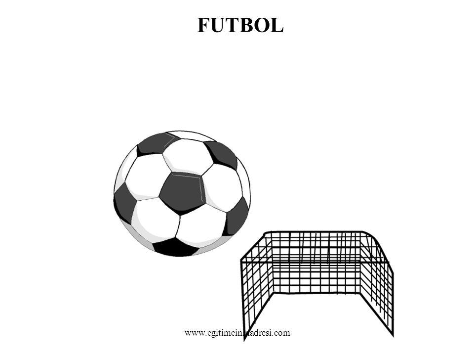 FUTBOL www.egitimcininadresi.com