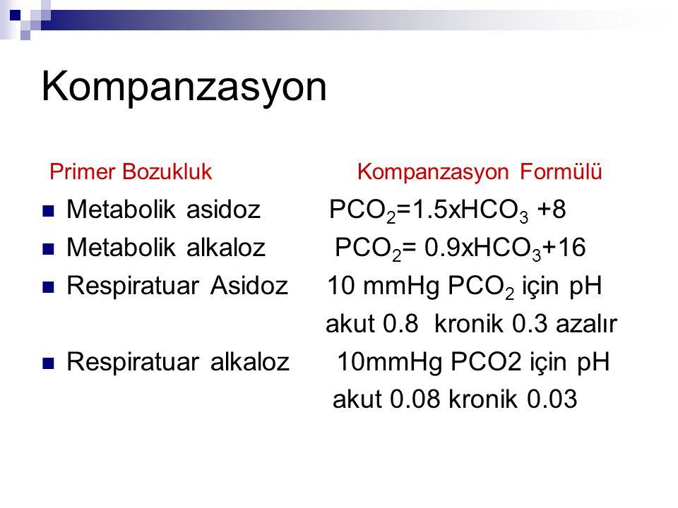 Kompanzasyon Primer Bozukluk Kompanzasyon Formülü