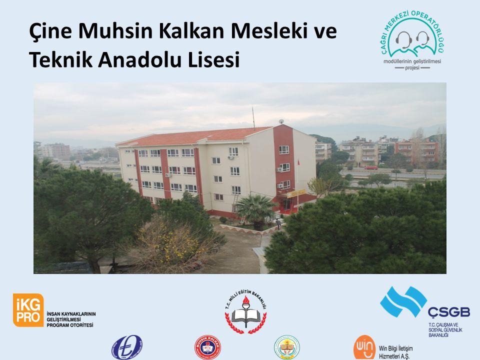 Çine Muhsin Kalkan Mesleki ve Teknik Anadolu Lisesi