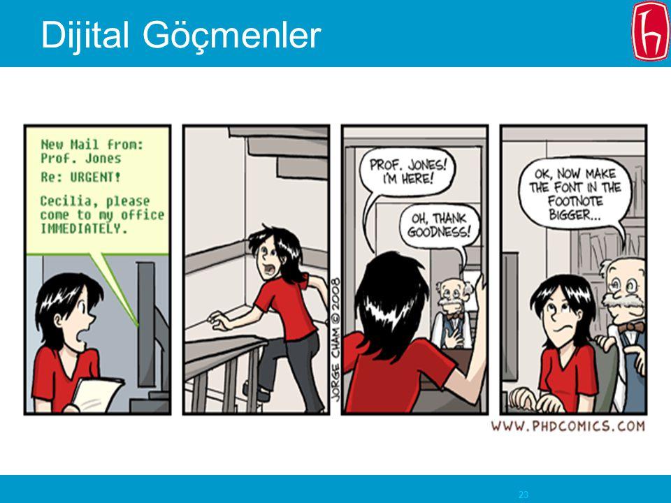 Dijital Göçmenler