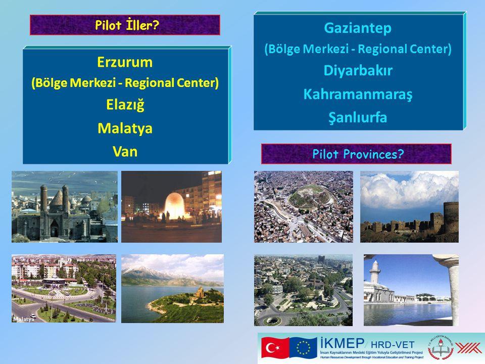 (Bölge Merkezi - Regional Center) (Bölge Merkezi - Regional Center)