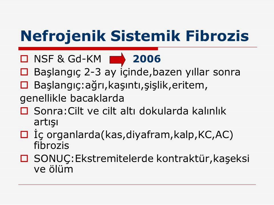 Nefrojenik Sistemik Fibrozis