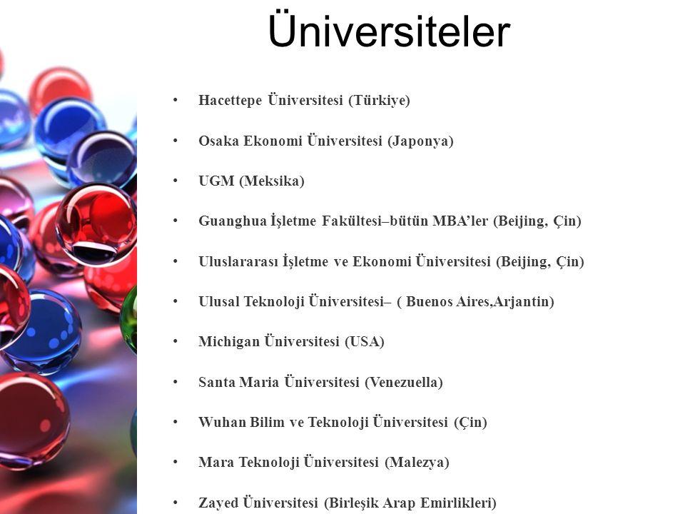 Üniversiteler Hacettepe Üniversitesi (Türkiye)