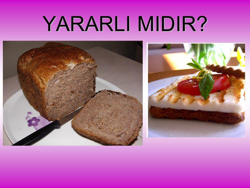 YARARLI MIDIR