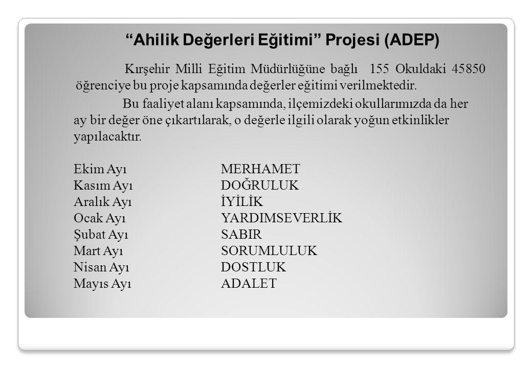 Akçakent Başarıya Koşuyor Projesi (ABKP)