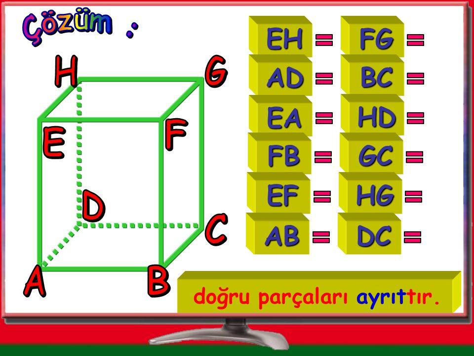 EH FG AD BC EA HD FB GC EF HG AB DC