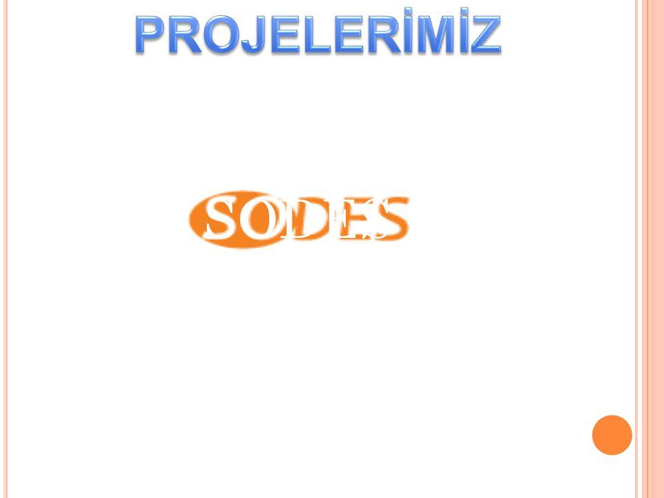 PROJELERİMİZ SODES