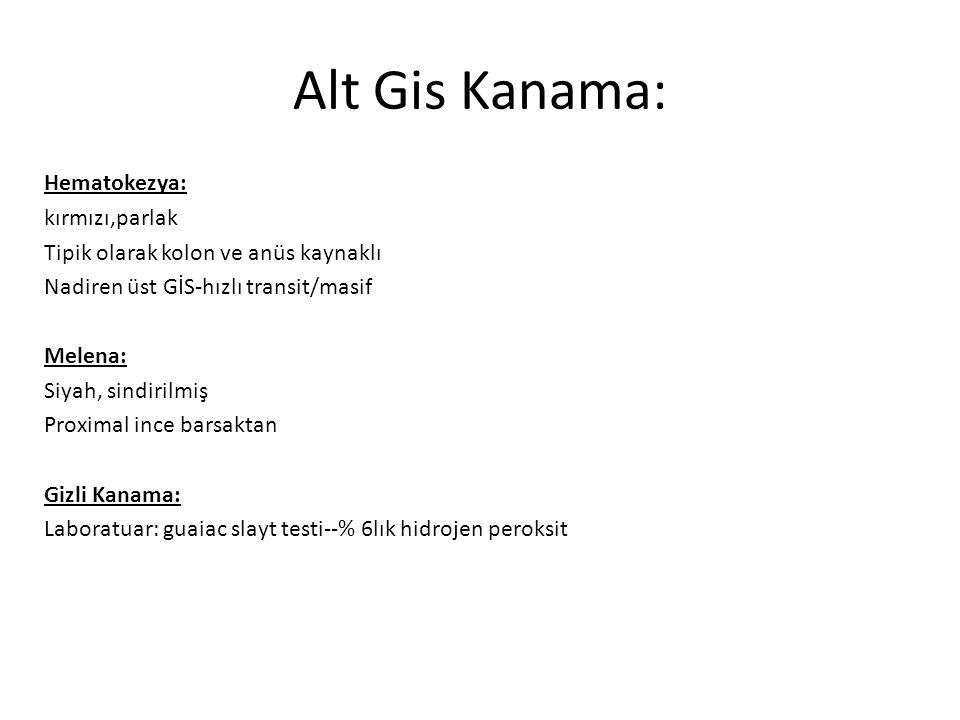 Alt Gis Kanama:
