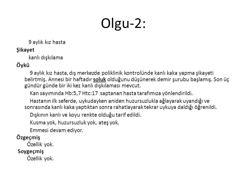 Olgu-2: