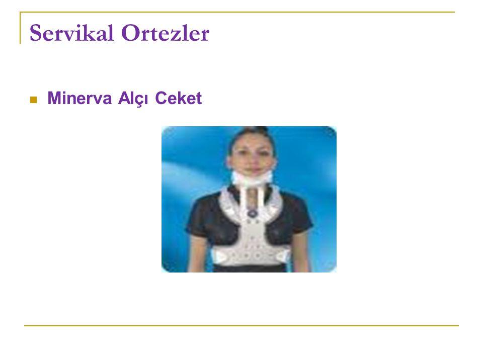 Servikal Ortezler Minerva Alçı Ceket