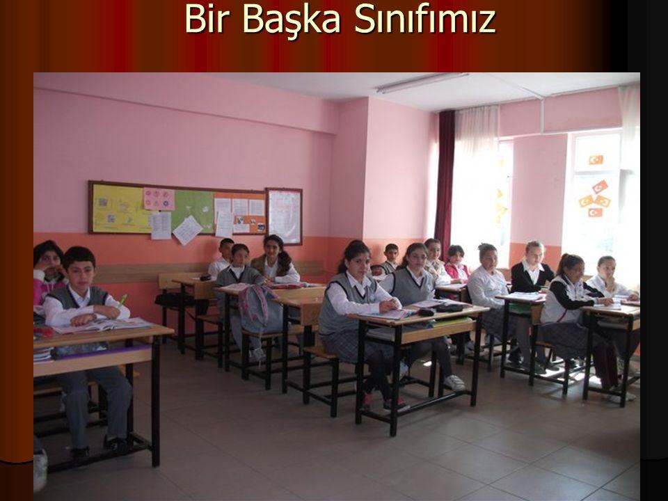 Bir Başka Sınıfımız