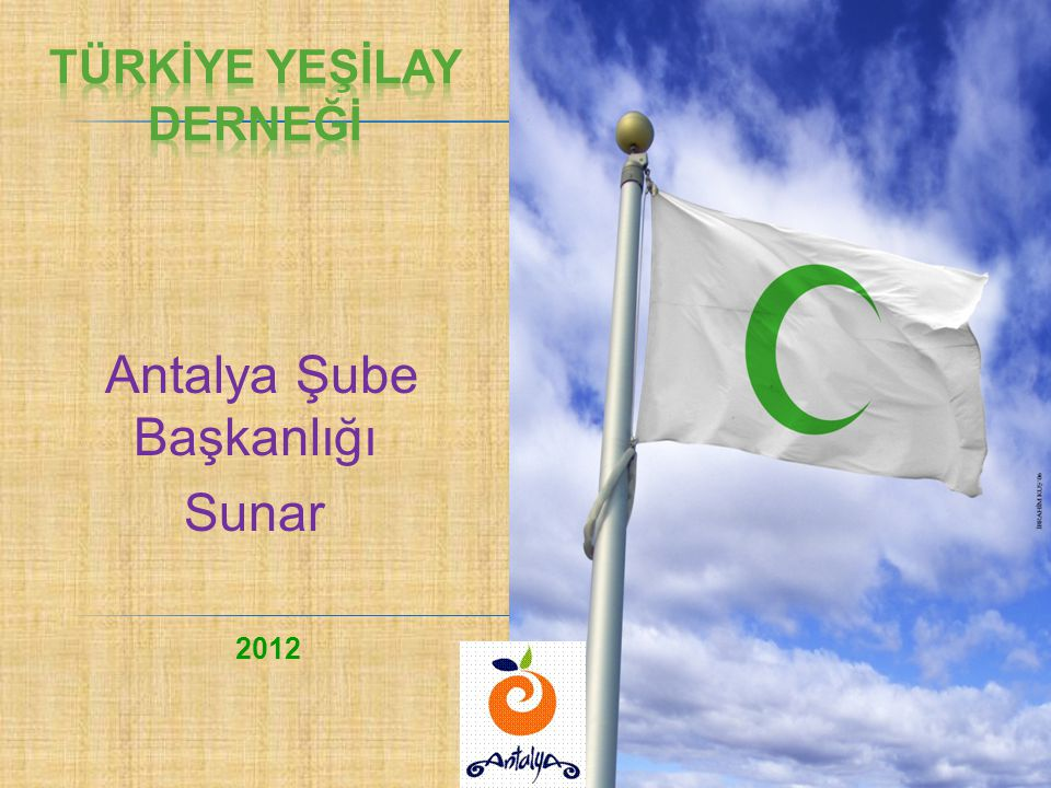 Türkİye Yeşİlay Derneğİ