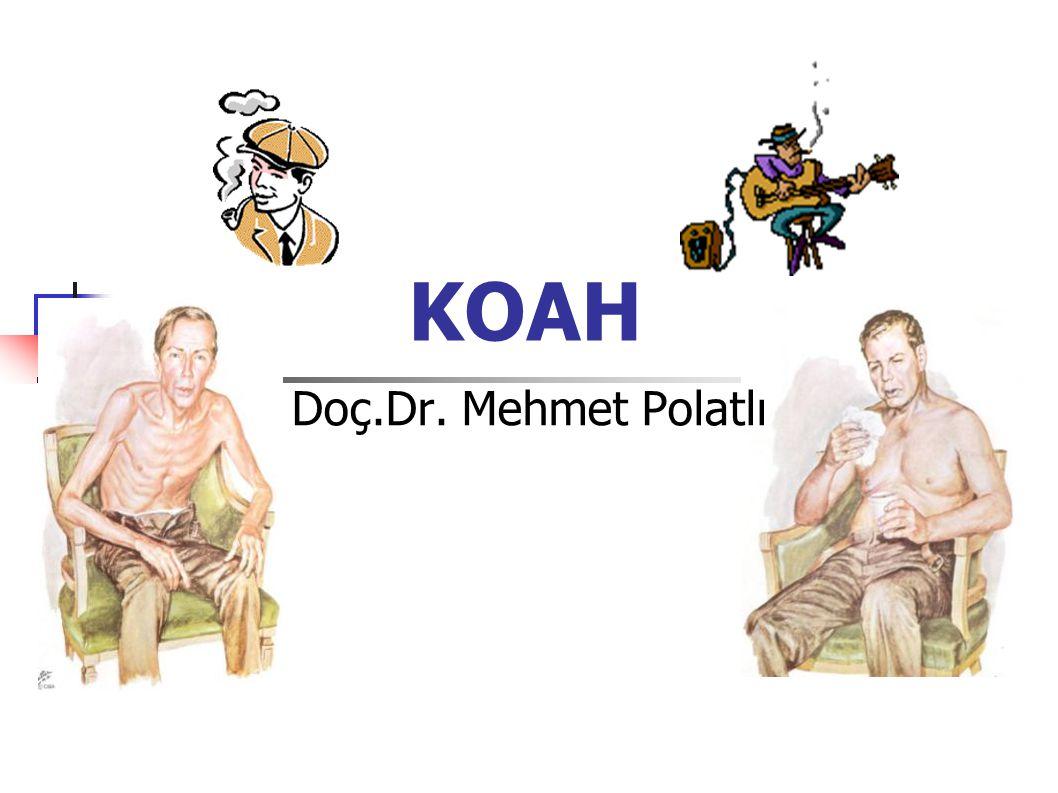 KOAH Doç.Dr. Mehmet Polatlı