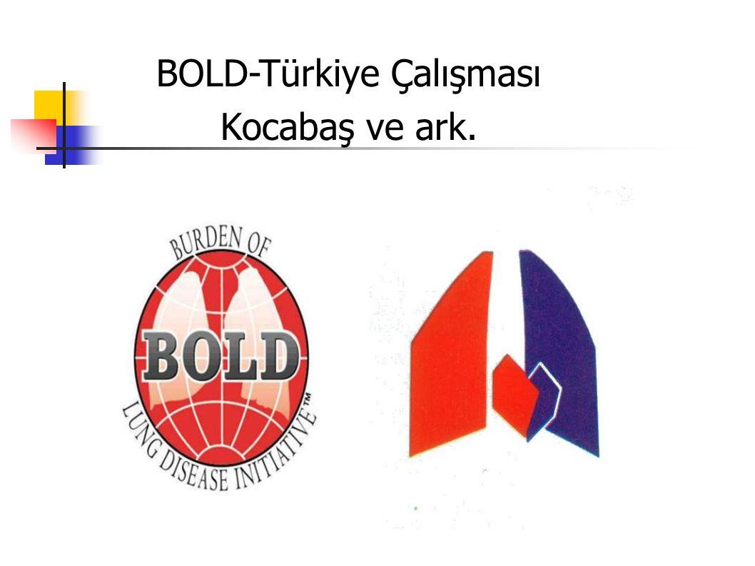 BOLD-Türkiye Çalışması