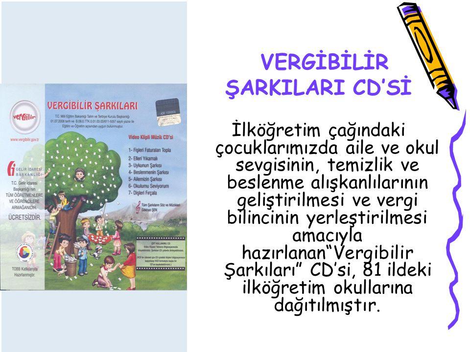 VERGİBİLİR ŞARKILARI CD'Sİ