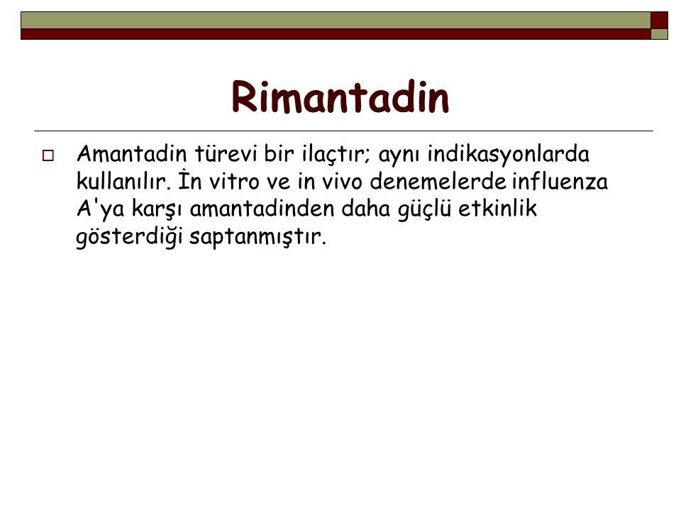 Rimantadin