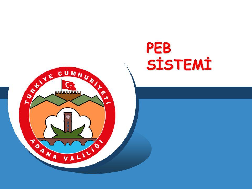 PEB SİSTEMİ