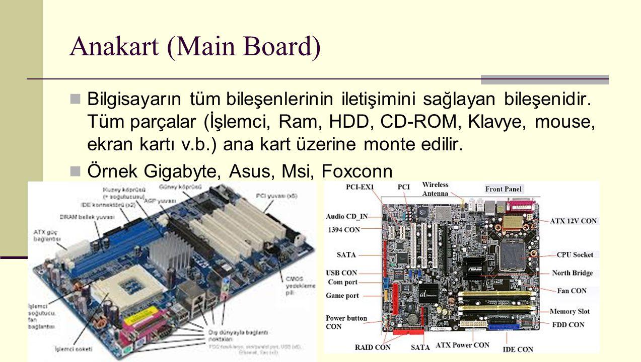 Anakart (Main Board)