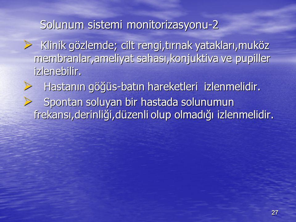 Solunum sistemi monitorizasyonu-2
