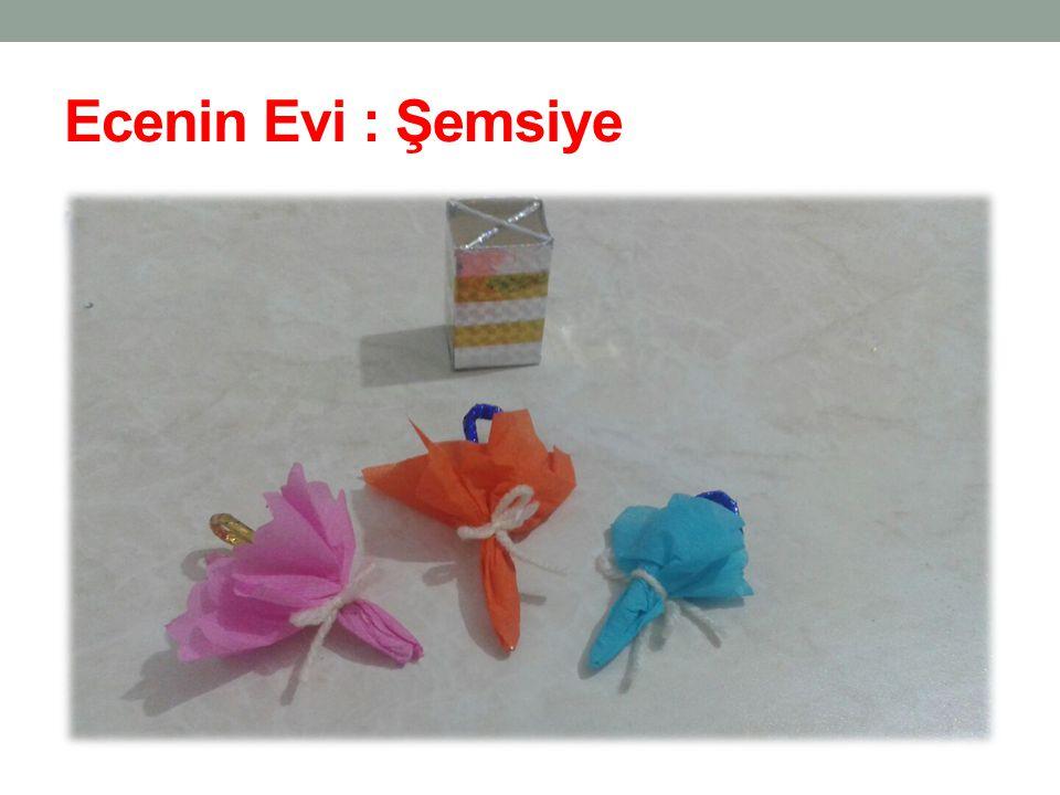 Ecenin Evi : Şemsiye
