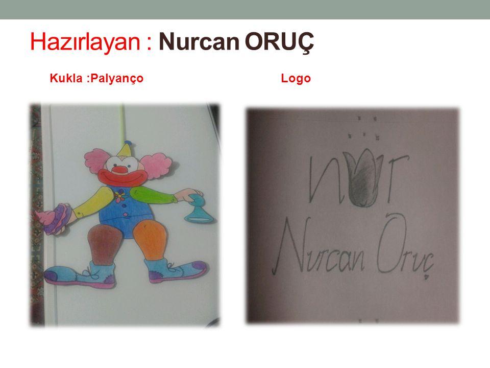 Hazırlayan : Nurcan ORUÇ
