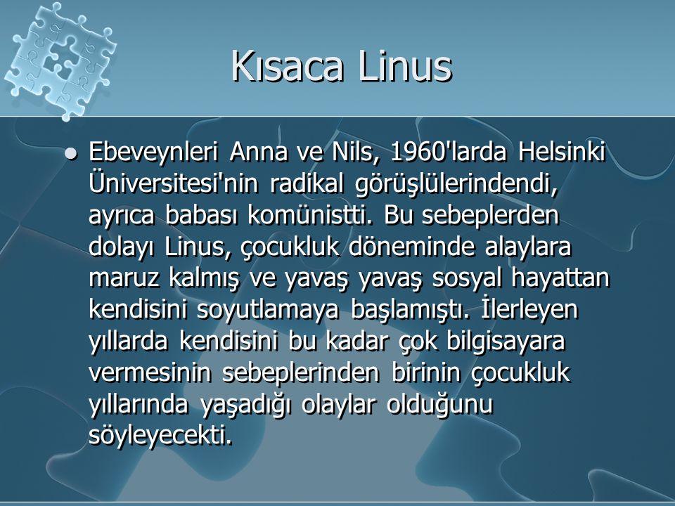 Kısaca Linus