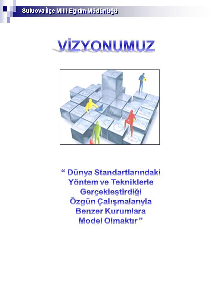 Suluova İlçe Milli Eğitim Müdürlüğü Dünya Standartlarındaki