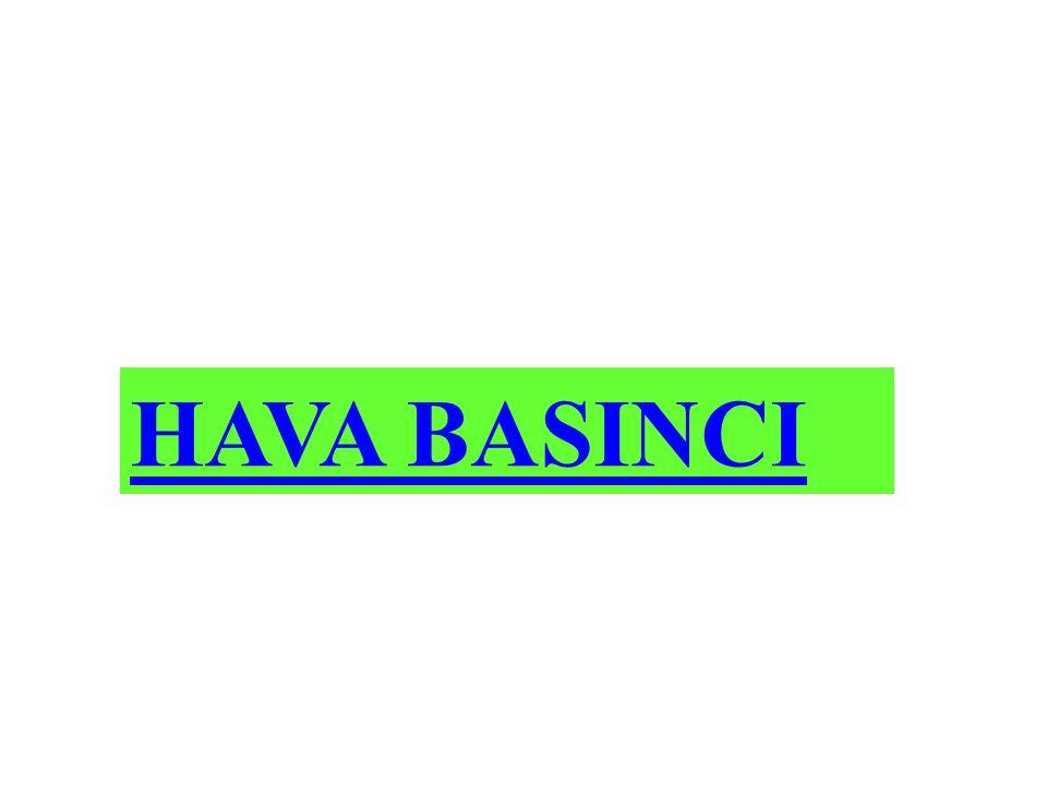 HAVA BASINCI