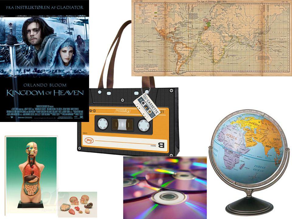 Görsel-işitsel ve grafik kaynaklar..