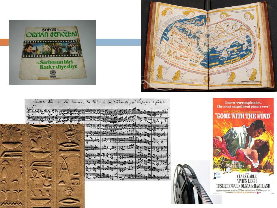 Tarihi kaynaklar: El yazmaları, arkeolojik eserler, arşiv belgeleri,...