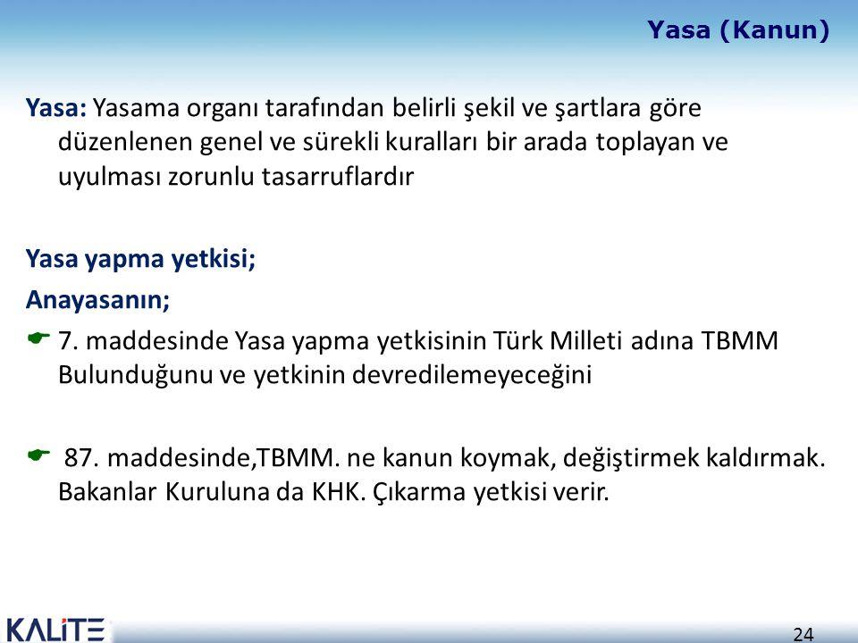 Yasa (Kanun)