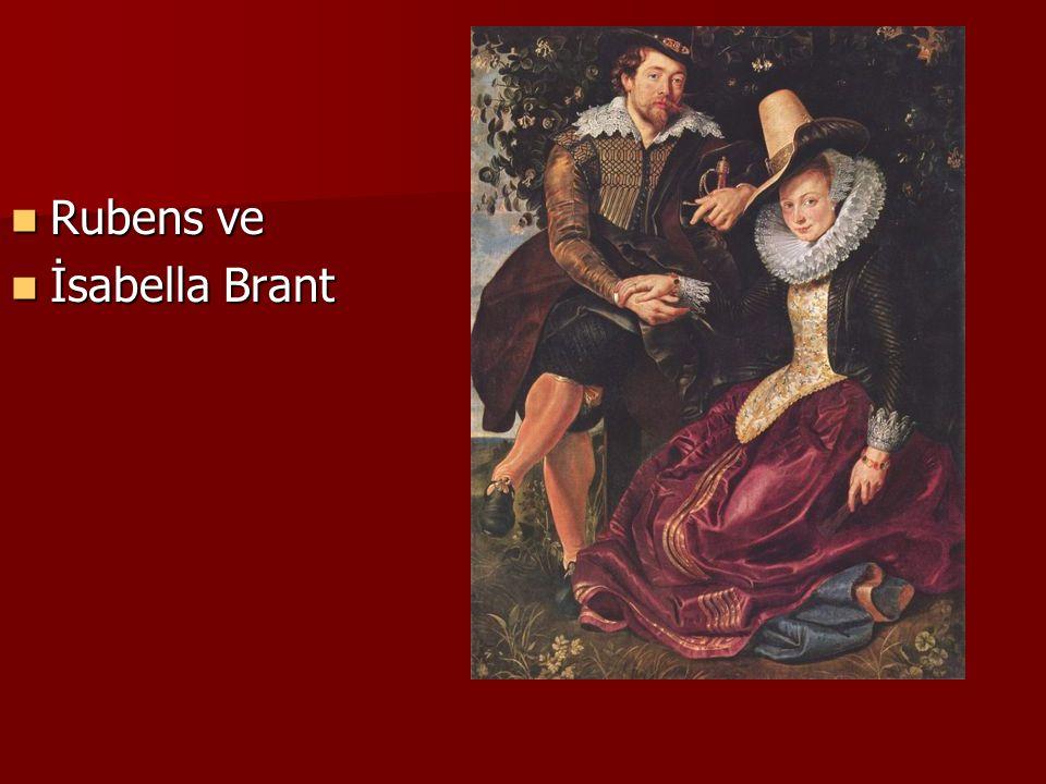 Rubens ve İsabella Brant